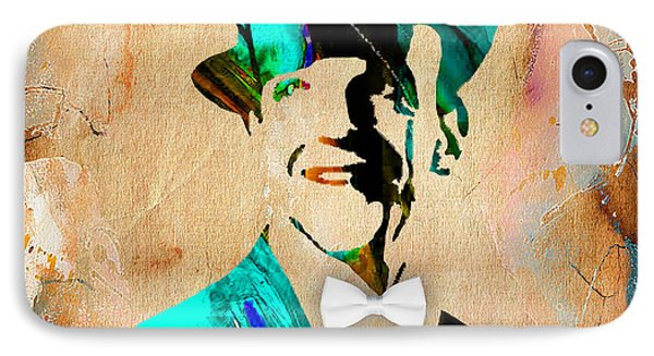 Fred Astaire Collection IPhone Case by Marvin Blaine