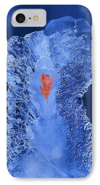 Frozen Beauty Aka Ice Is Nice Iv IPhone Case
