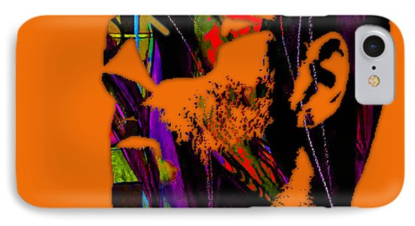 George Michael Collection IPhone Case by Marvin Blaine