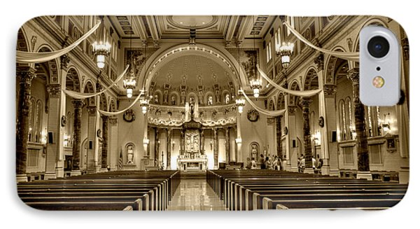 Holy Cross Catholic Church IPhone Case