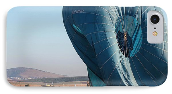 Hot Air Balloon IPhone Case by Photostock-israel