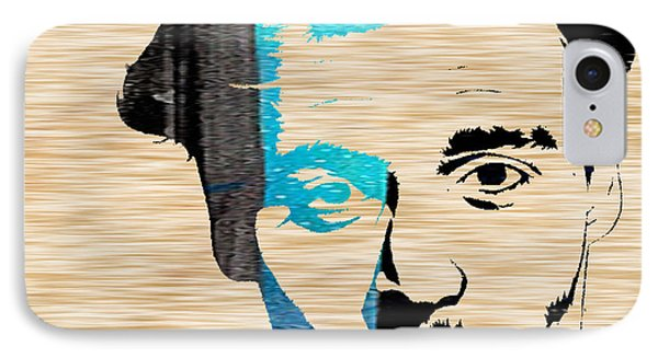 Johnny Depp IPhone Case by Marvin Blaine