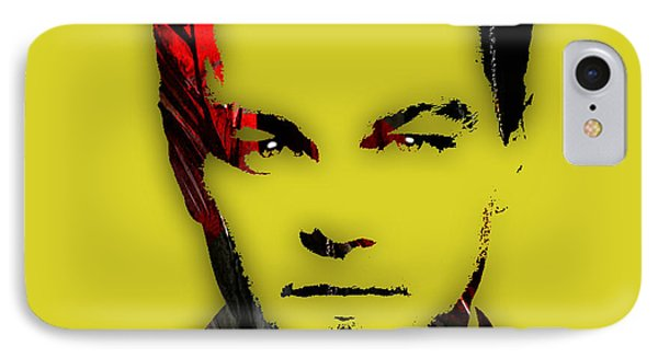 Leonardo Dicaprio Collection IPhone Case by Marvin Blaine