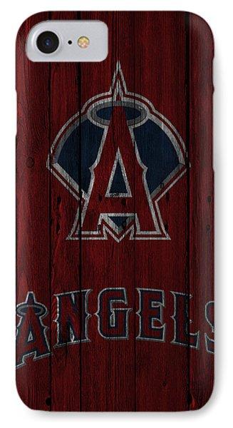 Los Angeles Angels IPhone Case by Joe Hamilton