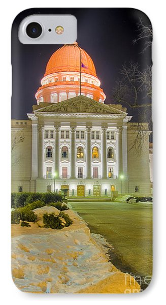 Madison Capitol Phone Case by Steven Ralser