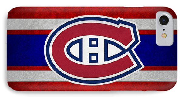 Montreal Canadiens IPhone Case