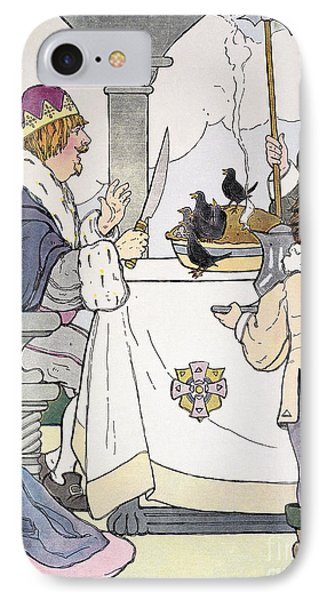 Mother Goose, 1916 Phone Case by Granger