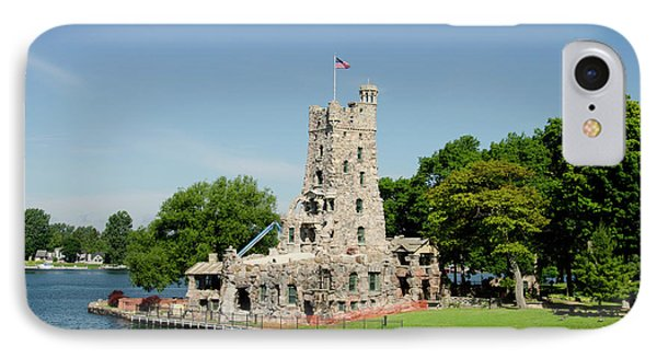 New York, St Lawrence Seaway, Thousand IPhone Case by Cindy Miller Hopkins