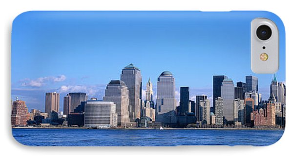 Nyc, New York City New York State, Usa IPhone Case by Panoramic Images
