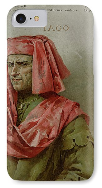 Othello. The Moor Of Venice IPhone Case by British Library