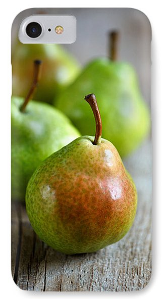 Pears IPhone 7 Case by Nailia Schwarz