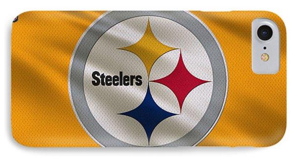 Pittsburgh Steelers Uniform IPhone Case by Joe Hamilton