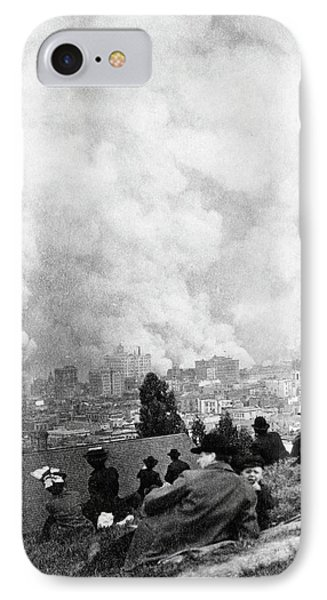 San Francisco, 1906 IPhone Case