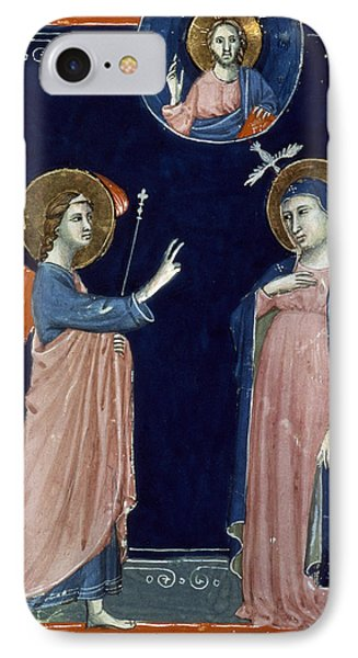 The Annunciation IPhone Case by Granger
