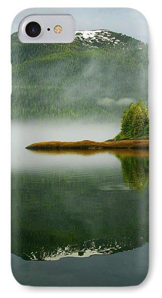 Usa, Alaska, Inside Passage IPhone Case
