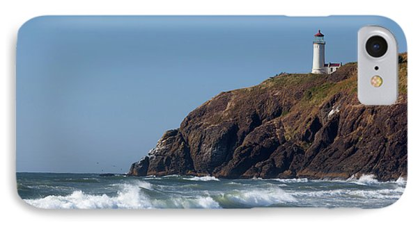 Wa, Cape Disappointment State Park IPhone Case by Jamie and Judy Wild