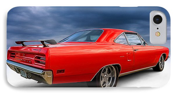 '70 Roadrunner IPhone Case by Douglas Pittman