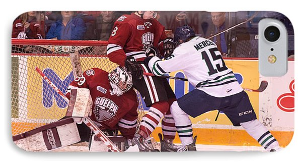 Guelph Storm IPhone Case by Rob Andrus