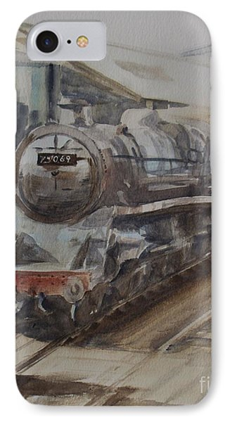75069 Br Standard Class 4 IPhone Case by Martin Howard