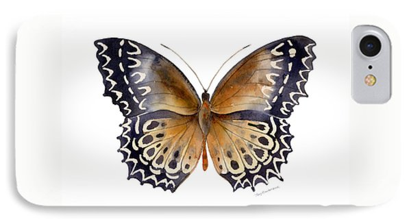 77 Cethosia Butterfly IPhone Case by Amy Kirkpatrick