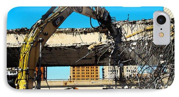 794 Teardown 2014 IPhone Case by David Blank
