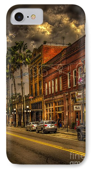 7th Avenue IPhone Case by Marvin Spates