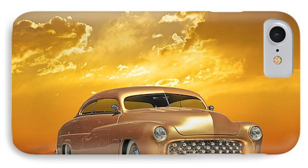 1950 Mercury Custom Phone Case by Dave Koontz