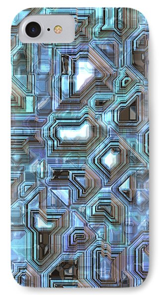 Abstract  IPhone Case by Mark Brooks