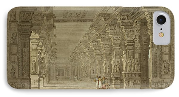 Antiquities Of India IPhone Case by British Library