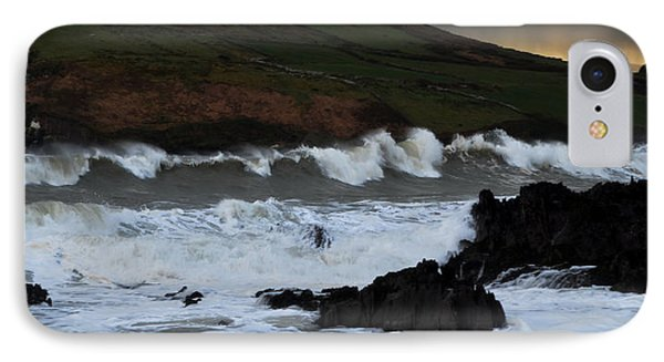 IPhone Case featuring the photograph Beenbane Beach by Barbara Walsh