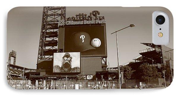 Citizens Bank Park - Philadelphia Phillies IPhone Case
