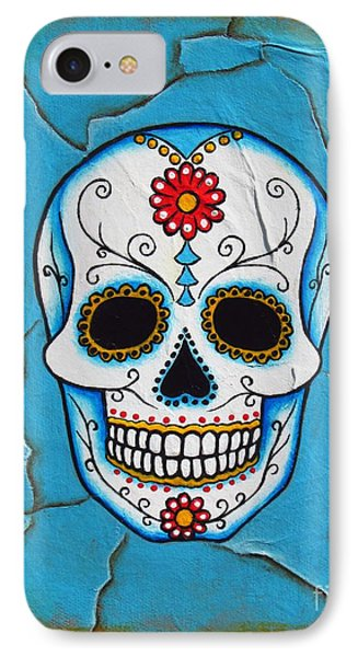 Day Of The Dead IPhone Case by Joseph Sonday