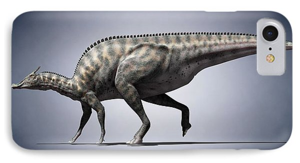 Dinosaur IPhone Case by Sciepro