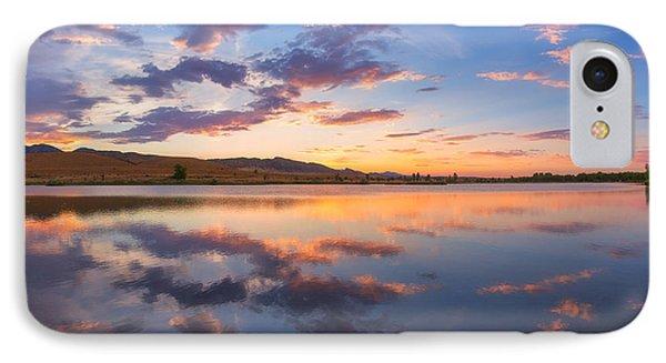 8 Dollar Sunset IPhone Case by Darren  White