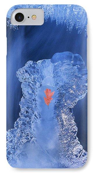 Frozen Beauty Aka Ice Is Nice IIi IPhone Case