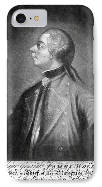 James Wolfe (1727-1759) IPhone Case by Granger