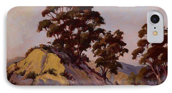 Ridge Eucalyptus IPhone Case by Jane Thorpe