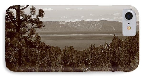 Lake Tahoe Phone Case by Frank Romeo