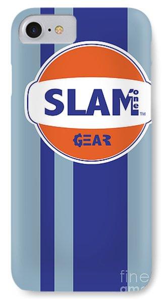 Slam One Gear Phone Case by James Eye