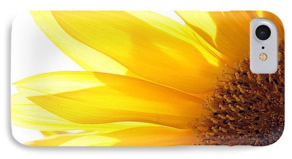 Sunflower  Phone Case by Cindi Ressler