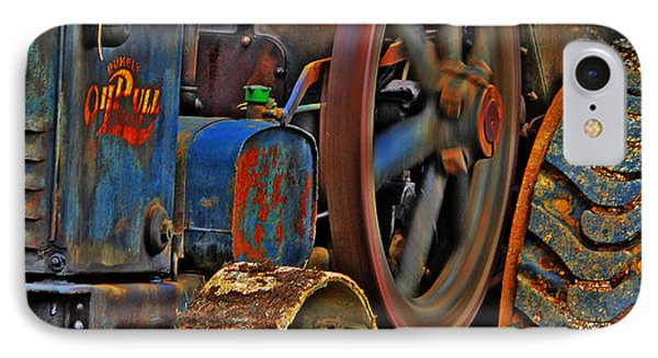 IPhone Case featuring the photograph Wheels Of Time by Rowana Ray