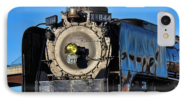 844 Locomotive IPhone Case
