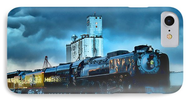 844 Night Train IPhone Case