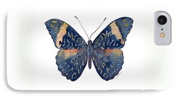 89 Red Cracker Butterfly Phone Case by Amy Kirkpatrick