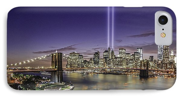 IPhone Case featuring the photograph 9-11-14 by Anthony Fields