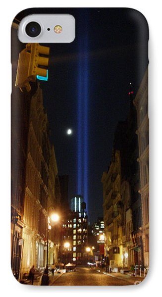 9-11-2013 Nyc IPhone Case by Jean luc Comperat
