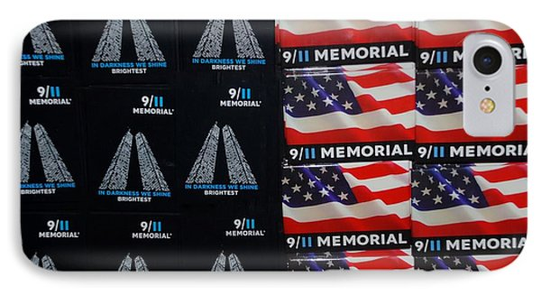 9/11 Memorial For Sale Phone Case by Rob Hans