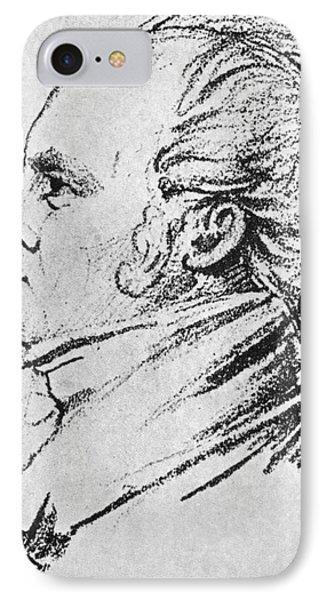 Aaron Burr (1756-1836) IPhone Case by Granger