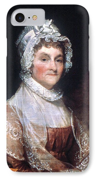 Abigail Adams (1744-1818) IPhone Case by Granger