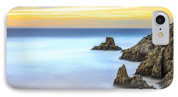 Campelo Beach Galicia Spain IPhone Case by Pablo Avanzini